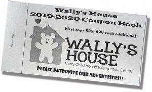 Wallys House Coupon Book